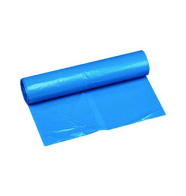 Abfallsack 120 L Extrastark blau 700 x 1100 mm 25 Säcke