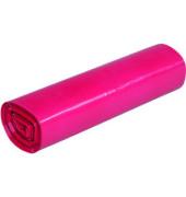 Abfallsack 120 L Standard rot 700 x 1100 mm 25 Säcke