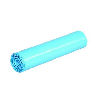 Abfallsack 120 L Stark blau 700 x 1100 mm 25 Säcke