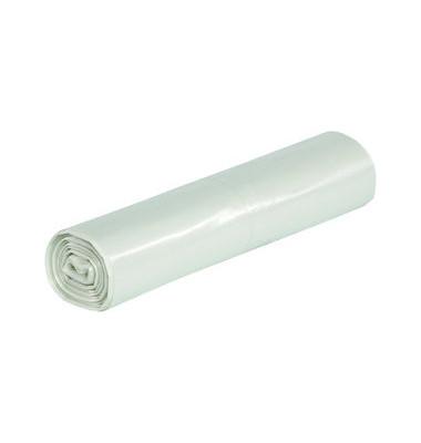 Abfallsack 120 Liter Stark weiß 700 x 1100 mm 25 Säcke