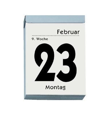 Tagesabreißkalender 305 1Tag/1Blatt 80x110mm 2021