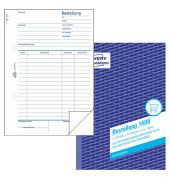 Formular Bestellung A5 mit Blaupause 2x 50 Blatt