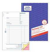 Rechnungsbuch 1731 A5 selbstdurchschreibend 3x40 Blatt