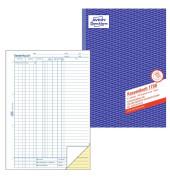 Kassenbericht 1756 für EDV A4 selbstdurchschreibend 2x40 Blatt