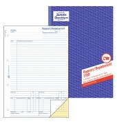Rapport/Regiebericht 1769 A4 selbstdurchschreibend 2x40Blatt