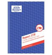 Rapportbuch 1776 A5 selbstdurchschreibend 2x40 Blatt
