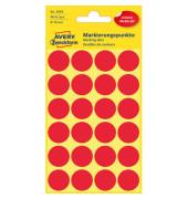 Markierungspunkte 3004 rot Ø 18mm 96 Stück