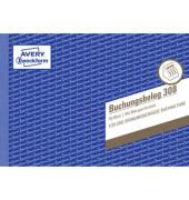 Buchungsbeleg 308 A5 50 Blatt