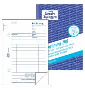 Rechnung A6 2x50 Blatt