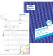 Lieferschein / Empfangsschein 721 A5 3x50 Blatt