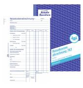 Reisekostenabrechnung 743 A5 50 Blatt
