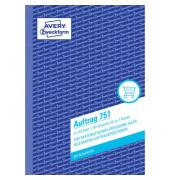 Auftragsbuch 751 A5 3x50 Blatt