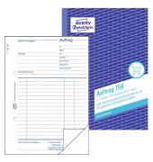 Auftragsbuch 756 A5 2x50 Blatt