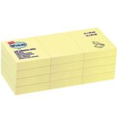 Haftnotizen stickies 51 x 38mm gelb 12x100 Blatt