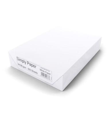 Kopierpapier A4 80g weiß 500 Blatt