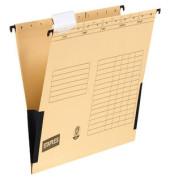 Hängetasche A4 230g Recyclingkarton chamois 25 Stück 1116679PG