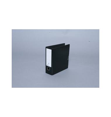 Ordner A5 hoch 80mm schwarz