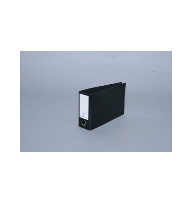 Ordner A5 quer 80mm schwarz