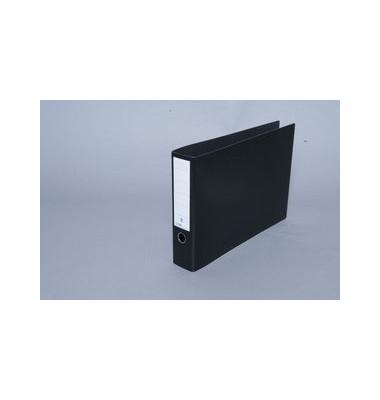 Ordner A3 quer 80mm schwarz