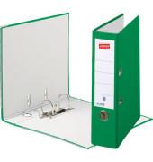Color grün Ordner A4 80mm breit