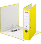 Color gelb Ordner A4 80mm breit