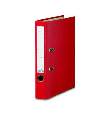 Color 1355717 rot Ordner A4 50mm schmal