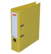 Premium Ordner A4 gelb 80mm breit
