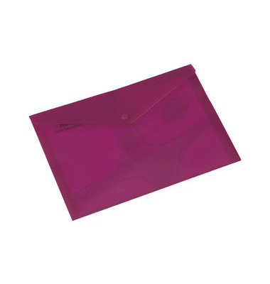 Aktentasche Carry Folder PP rot A4 f.100 Bl Druckk.