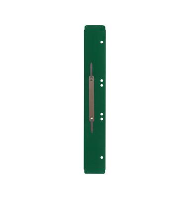 Heftstreifen lang PP grün 45x310mm 100 Stück