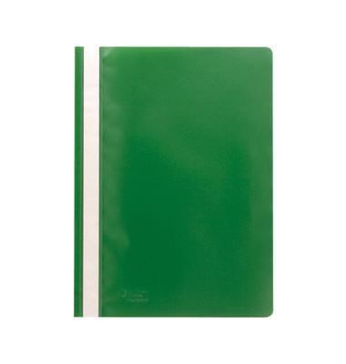 Schnellhefter 1620 A4 grün PP Kunststoff kaufmännische Heftung