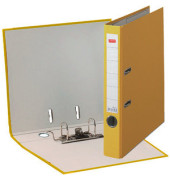 Premium 1718541 gelb Ordner A4 50mm schmal