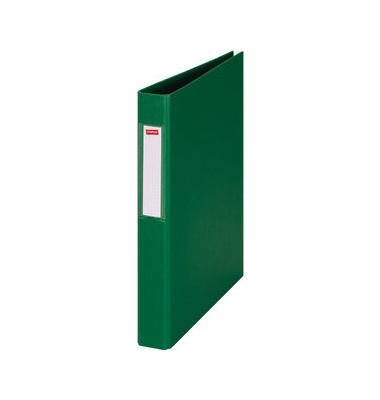 Ringbuch 1842858 A4 grün 2-Ring Ø 25mm