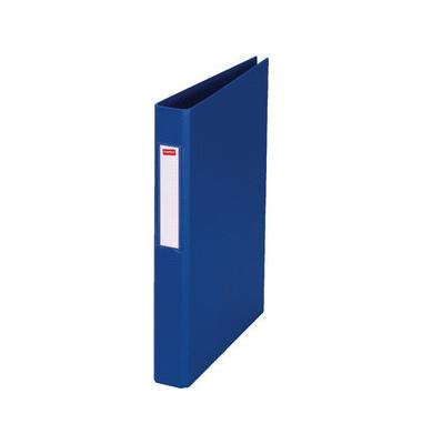 Ringbuch 1844650 A4 blau 4-Ring Ø 25mm