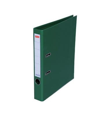 Premium 2371713 grün Ordner A4 50mm schmal