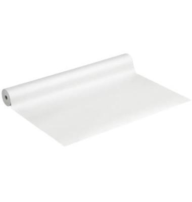 Flipchartrolle blanko 59cm x 35m weiß
