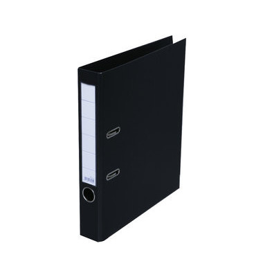 Premium 3165847 schwarz Ordner A4 50mm schmal