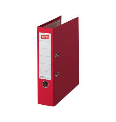 Premium Ordner A4 rot 80mm breit