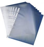 Super A4 Prospekhüllen glasklar 100my 100 Stück