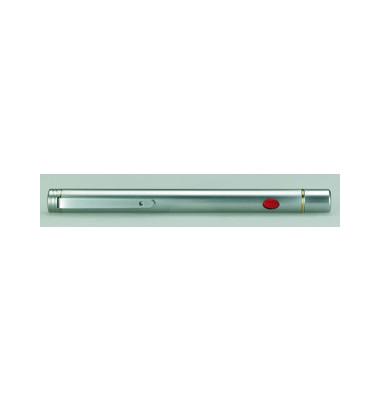 Laserpointer LX4 roter Laserpunkt Ø 4mm bis 100m silber