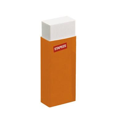 Radiergummi 61 x 22 x 10mm weiß