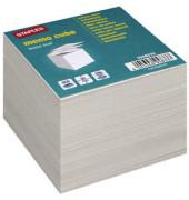 Notizzettel 90 x 90mm lose grau 800 Blatt