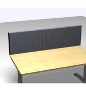 Schreibtischteiler Formfac 4 Acoustic FF4 RATK 0480 1800 AX STF45 grau rechteckig 180x48 cm (BxH)