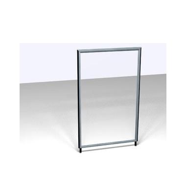 Dekorelem.Acrylglas Formfac4 transp. H:160 B:100