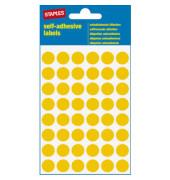 Markierungspunkte gelb Ø 12mm 240 Stück