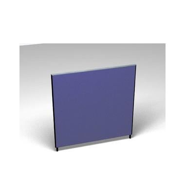 Großraumbüroteiler Basic Formfac4 blau H:140 B:140