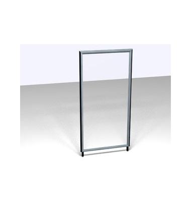 Dekorelem.Acrylglas Formfac4 transp. H:160 B:80