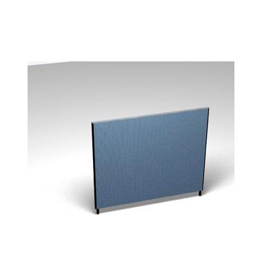 Großraumbüroteiler Basic Formfac4 aqua H:120 B:140