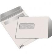 Versandtaschen C5 mit Fenster selbstklebend 80g weiß 500 Stück