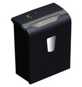 Aktenvernichter DXC8E schwarz Partikelschnitt 4x 34mm bis 8 Blatt