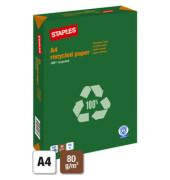 recycled Paper A4 80g Recyclingpapier weiß 500 Blatt